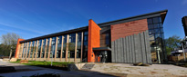 James Hutton Building, BGS Keyworth