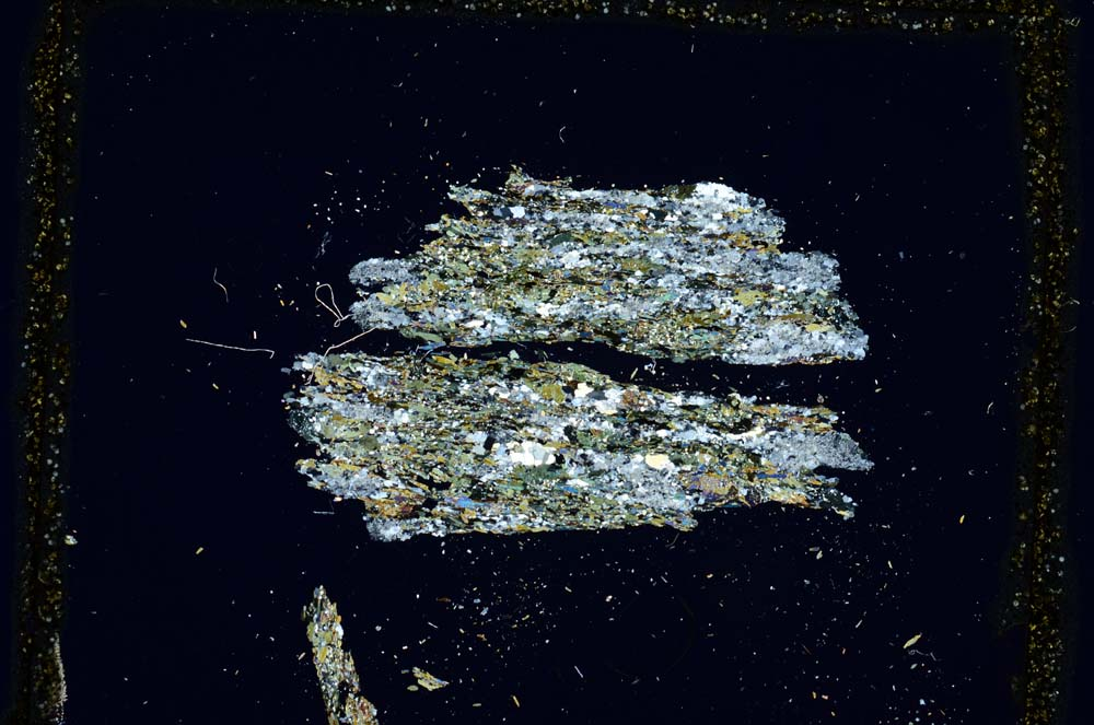 Petrology thin section:S3023
